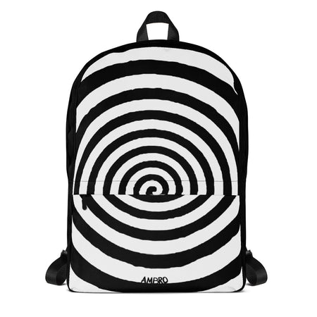 Backpack - Cat's Stuff | My Stuff - Black