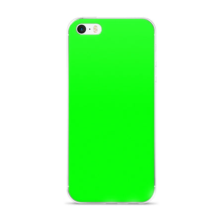 Lime iPhone Case