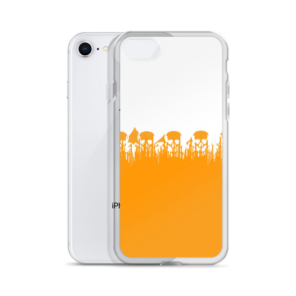 Creamsicle iPhone Case