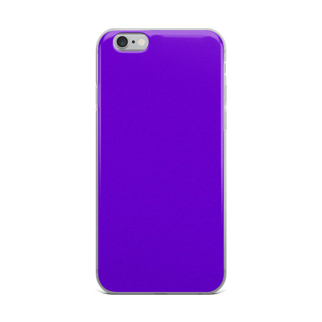 Grape Soda iPhone Case