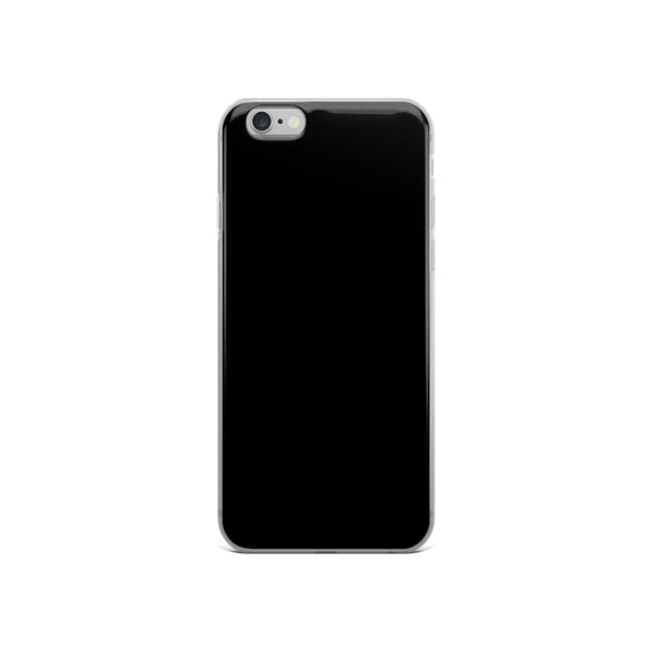 Onyx iPhone Case