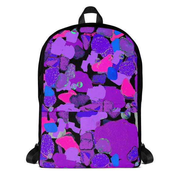 Ultra Violet Sea Glass Backpack