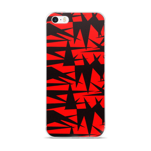 Concertina Wire 5/5s/Se, 6/6s, 6/6s iPhone Case