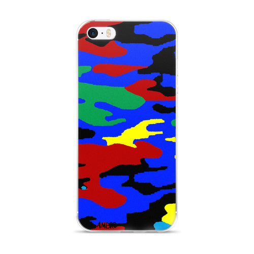 NEW! AMBRO WORLD Map iPhone 5/6 Case