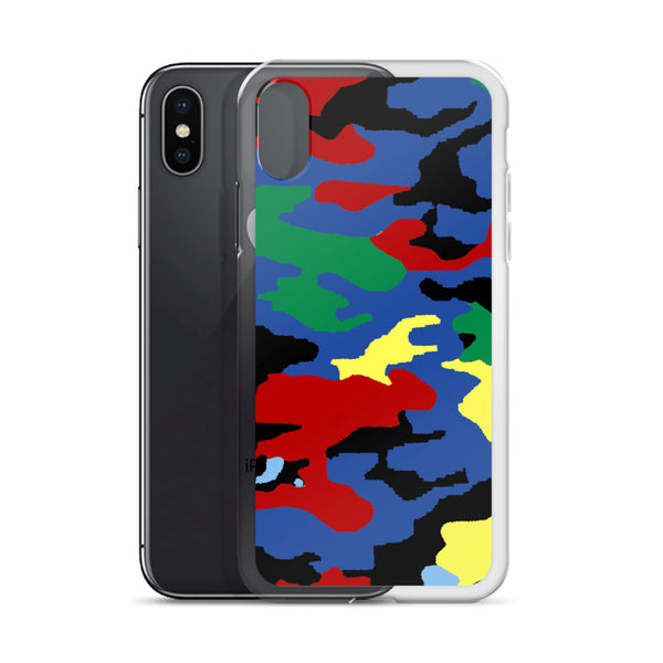 AMBRO World Map iPhone Case