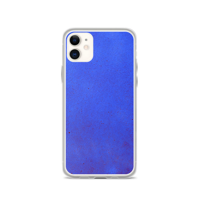 Indigo Mist iPhone Case