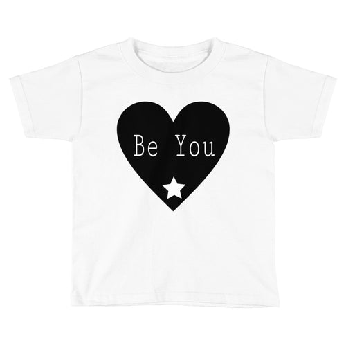 Be You AMBRO Heart Toddler Tee