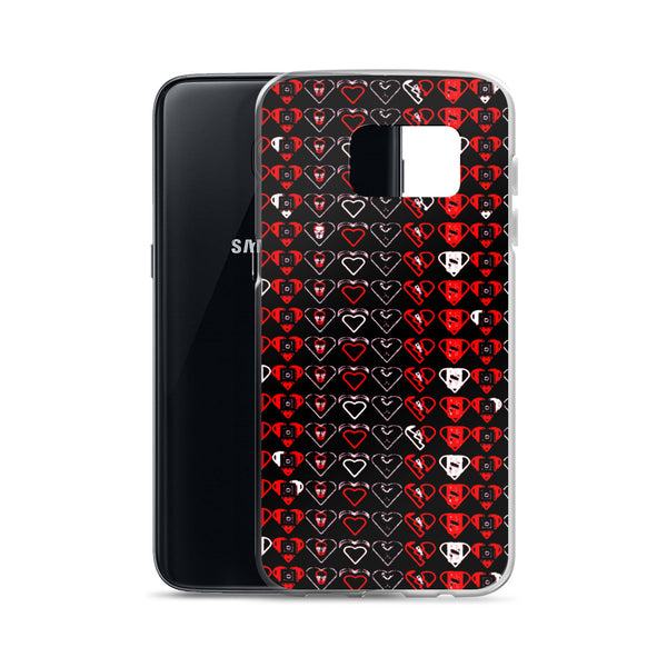 Hearts Samsung Case