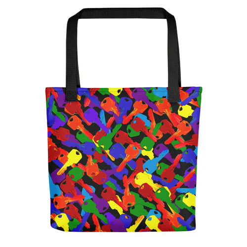 Key To Life Tote bag