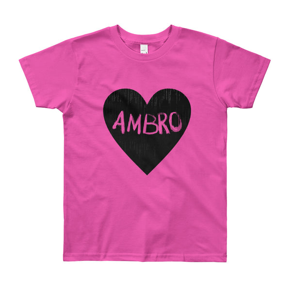 AMBRO Heart Youth Tee