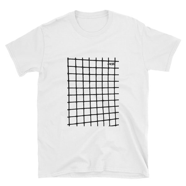 Netted AMBRO Art Tee