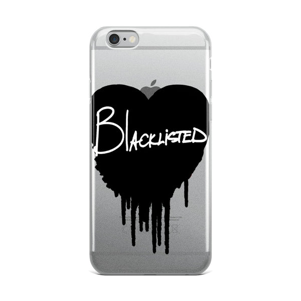 Blacklisted iPhone Case