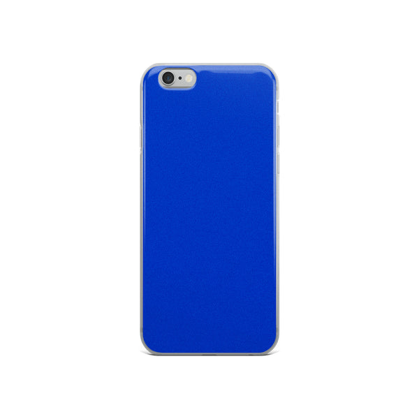Sea Blue iPhone Case