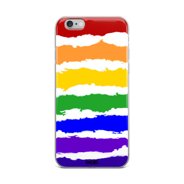 Psychedelic Skies iPhone Case - NEW
