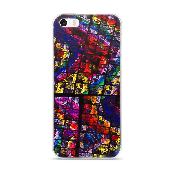 NY Chapel Glass iPhone Case