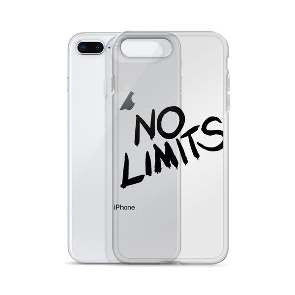 No Limits iPhone Case