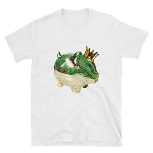 Digital King Piggy Art Tee
