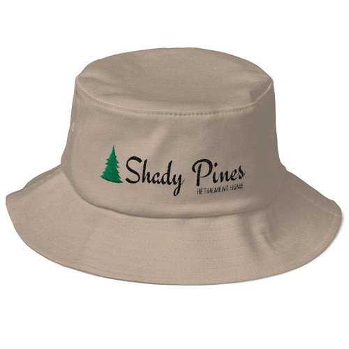 Shady Pines Old School Gardeners Bucket Hat