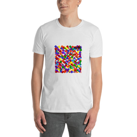 No Limits Handwritten AMBRO Art Tee