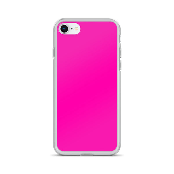 Hot Pink iPhone Case
