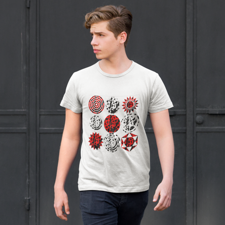 Blanche the Barred Rock Hen Tee