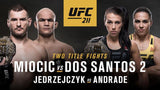 MMA Predictions Time: UFC 211
