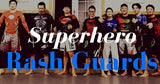 The Ultimate List of Superhero Rash Guards for BJJ & MMA