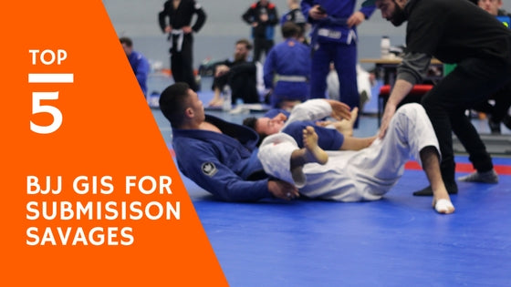 5 Cheap BJJ Gi for Beginners and Competition