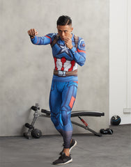 captain america compression spats