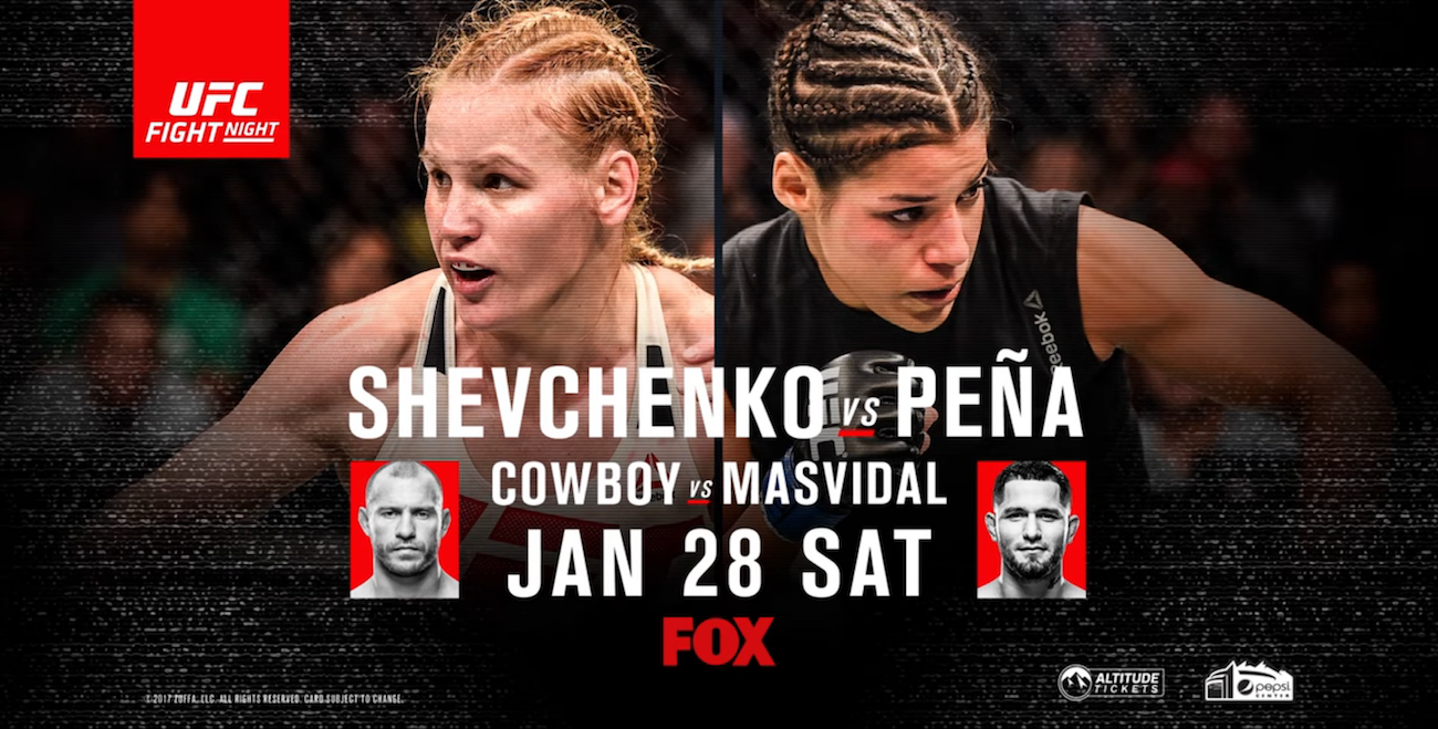 UFC on Fox 23 predictions