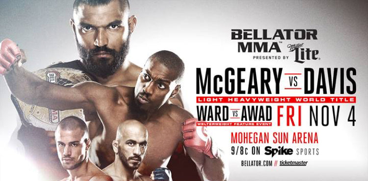 Bellator 163 Fight Predictions