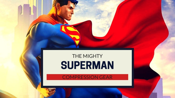 16 Mighty Superman Compression Shirts & Compression Pants