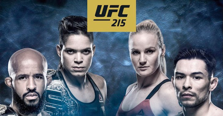 MMA Predictions Time: UFC 215