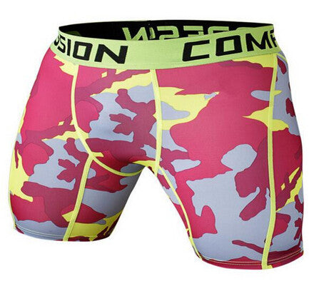 BJJ Compression Shorts - ??? Camo