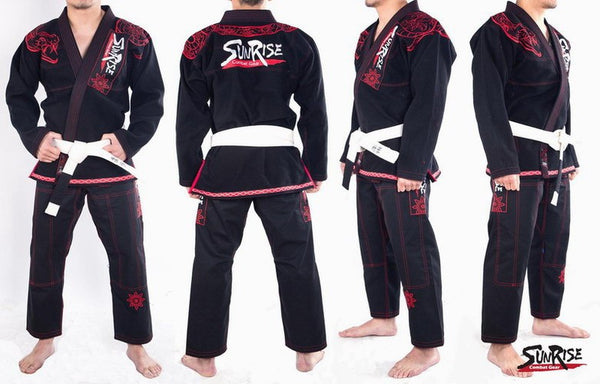 Sunrise Combat Gear Anaconda BJJ Gi