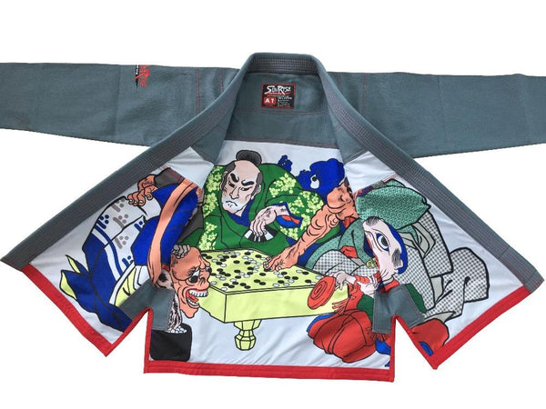 Sunrise Combat Gear Shogun Competition BJJ Gi - Limited Edition