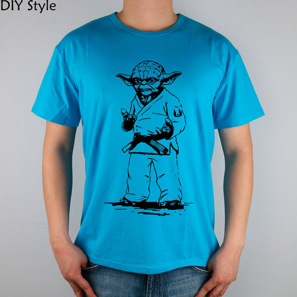 Black Belt Yoda Shirt