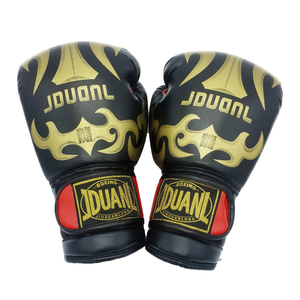 Jouanl Muay Thai Style Bag Gloves