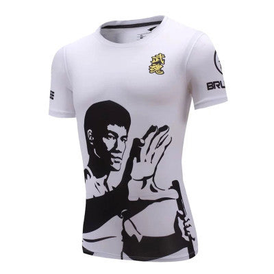 Bruce Lee Compression Shirt - Youth