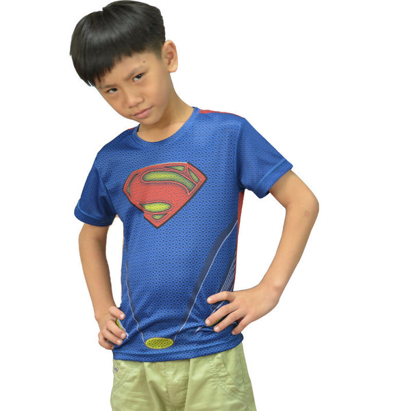 Superman Movie Compression Shirt - Youth