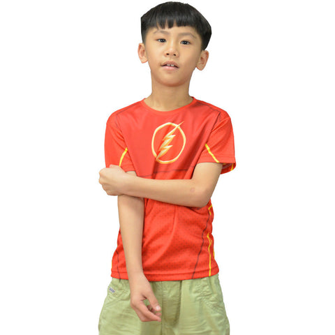 The Flash Compression Shirt - Youth