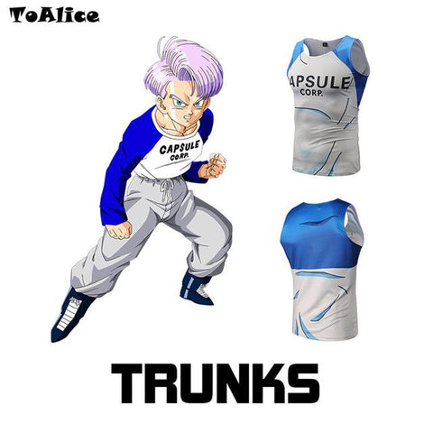 Trunks Compression Tank Top