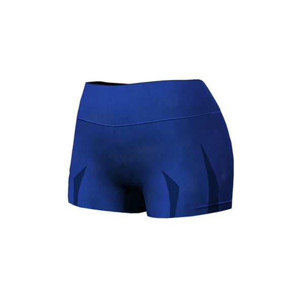 DBZ Vegeta Armor Female Compression Shorts