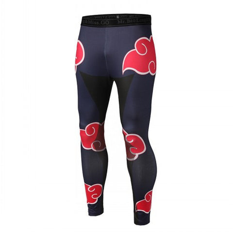 Akatsuki Compression Pants