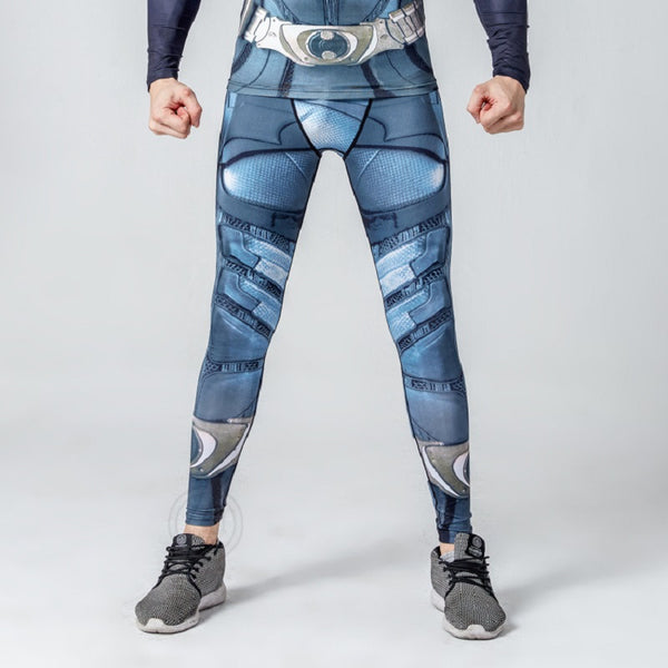 Batman Returns Superhero Compression Spats