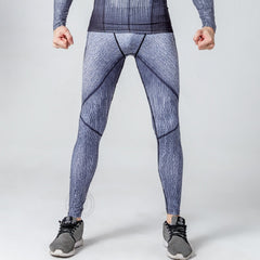 Dark Knight Batman Comic Compression pants