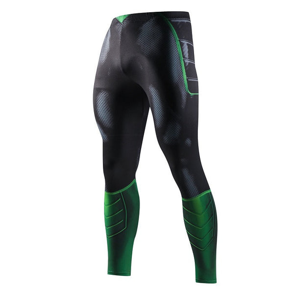 Green Lantern Compression Leggings