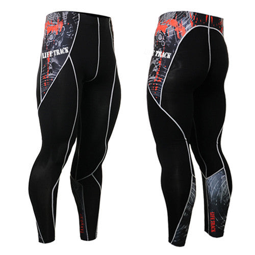 Life on Track CSI Compression Pants