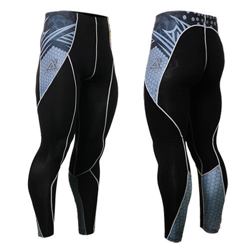 Life on Track Tribal Compression Spats