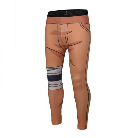 Naruto Compression Pants